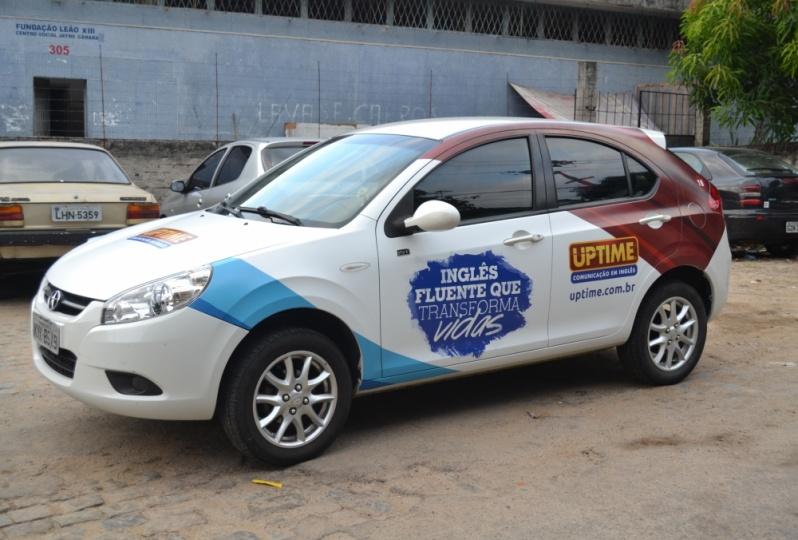 Adesivos para Frota de Carros Preço Gávea - Adesivos para Carros