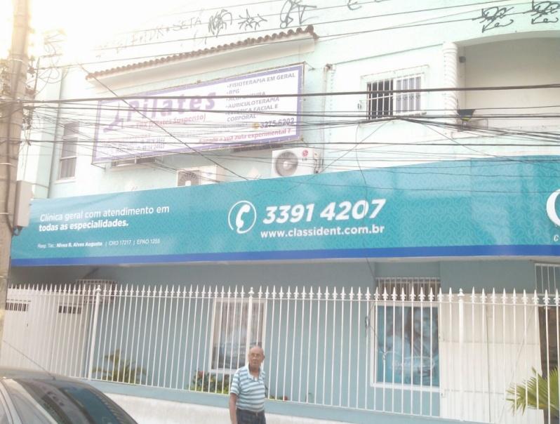 Fachada em Acm no Rio de Janeiro Preço Tijuca - Fachada Personalizada com Acm