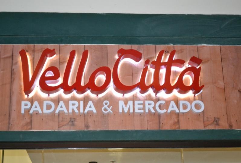 Letra Caixa em Pvc Botafogo - Letras Caixa em Rj