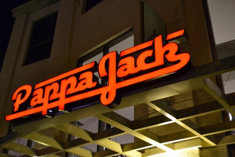 Letra em Chapa para Empresa Jacarepaguá - Letras em Relevo
