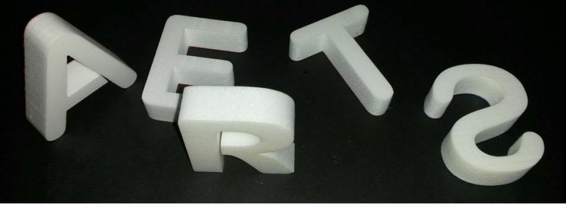 Letras em 3D Barata Recreio dos Bandeirantes - Letras em Chapa para Fachadas de Empresa