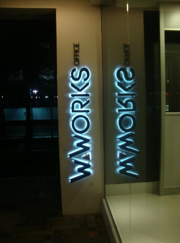 Letras em Chapa para Fachadas Copacabana - Letras em Chapa para Fachadas de Empresa