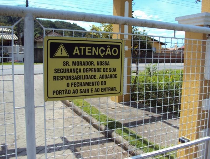 Orçamento de Placa para Portaria Barra da Tijuca - Placa para Sala Comercial Personalizada