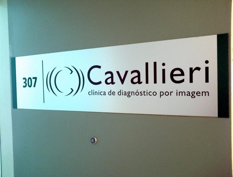 Placa de Sinalização para Lojas Jacarepaguá - Placas de Sinalização no Rio de Janeiro