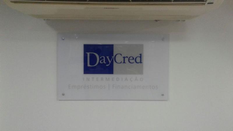 Placa para Sala Comercial Personalizada Gávea - Placas para Prédios