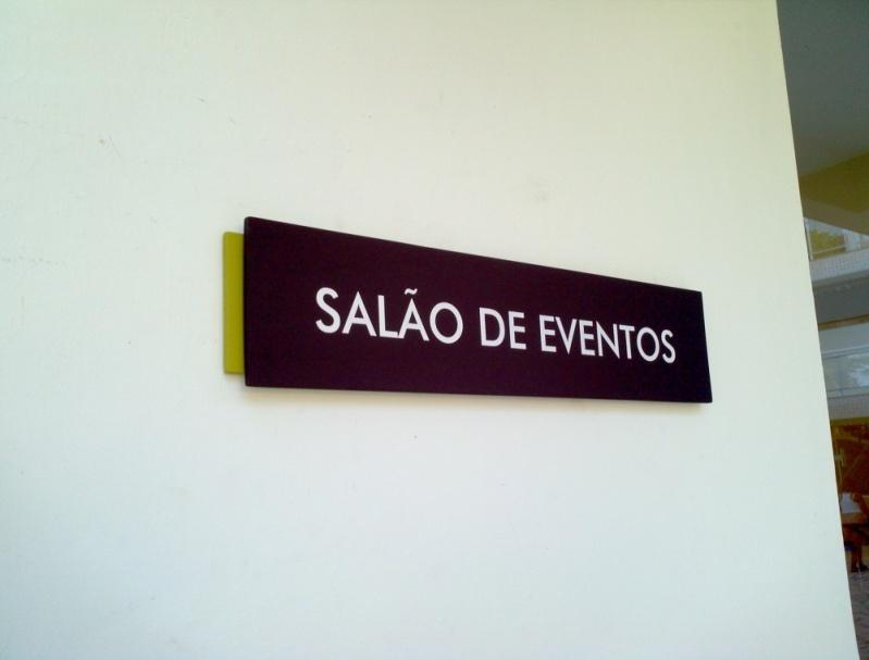 Placas de Sinalização para Empresas Jardim Botânico - Placas de Sinalização em Jacarepaguá