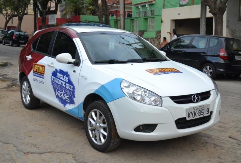 Quanto Custa Adesivos para Frota de Veículos Copacabana - Adesivos para Envelopar Carros
