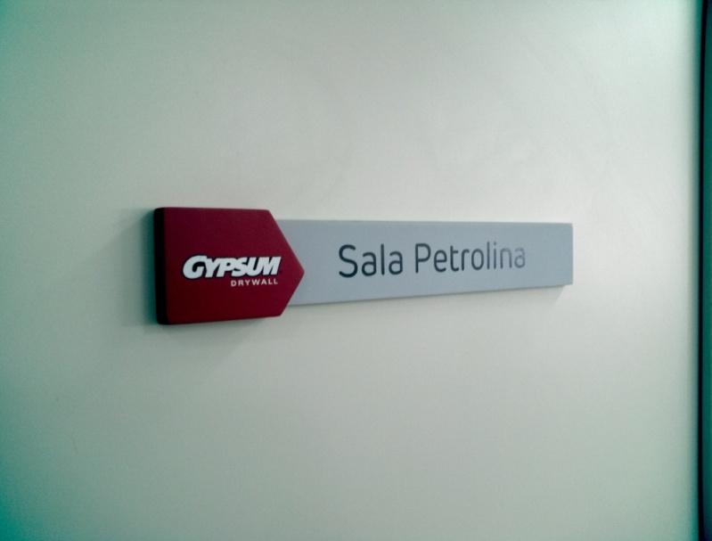 Sinalização Interna Empresarial Personalizada Madureira - Placas de Sinalização de Loja