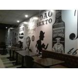 adesivação de paredes barato Jacarepaguá