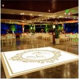 adesivo de chão para festa de casamento preço Tijuca