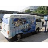 adesivos para frota de carros personalizados preço Copacabana