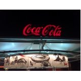 comunicação visual para restaurantes Tijuca