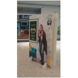 criação de display para eventos Barra da Tijuca