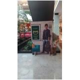 display para lojas quanto custa Leblon