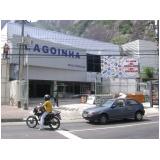 fachada de loja em acm Botafogo
