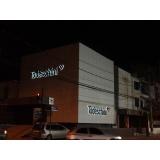 fachada de prédio em acm preço Ipanema