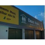 fachada em acm em rj quanto custa Copacabana