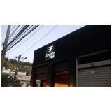 fachadas personalizadas em acm Botafogo