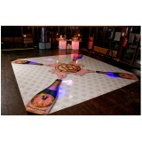 gráfica para impressão de pista de dança Laranjeiras