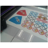 kit de adesivos personalizados para festa barato Jacarepaguá