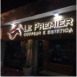 letras em alto relevo para fachadas Ipanema