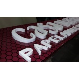 letras em bloco barata Copacabana