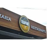 letreiros para fachadas Ipanema