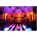 pista de dança para casamentos preço Ipanema
