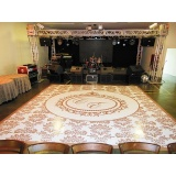 pista de dança personalizada Ipanema