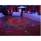 tapete de dança personalizado