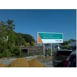 placa de sinalização para empresas Copacabana
