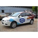 quanto custa adesivos personalizados para carros Jacarepaguá