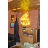 quanto custa letreiro em neon para fachada Ipanema