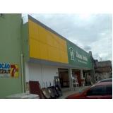 revestimento de fachada acm quanto custa Botafogo