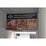 serviços de impressão digital Tijuca